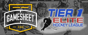 Gamesheet & Tier 1 Elite League