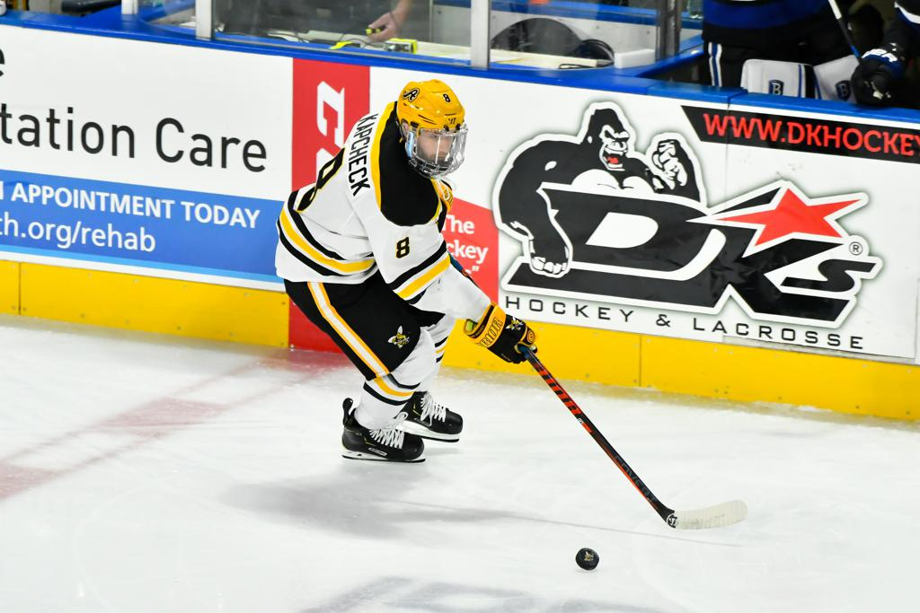 Congratulations to JDM Sports Hobey Baker Nominee Brennan Kapcheck