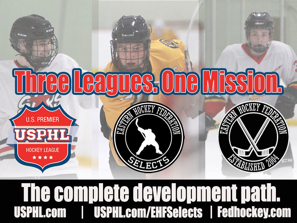 From Start to Stardom: EHF, EHF Selects, USPHL Offer Unparalleled Development Path