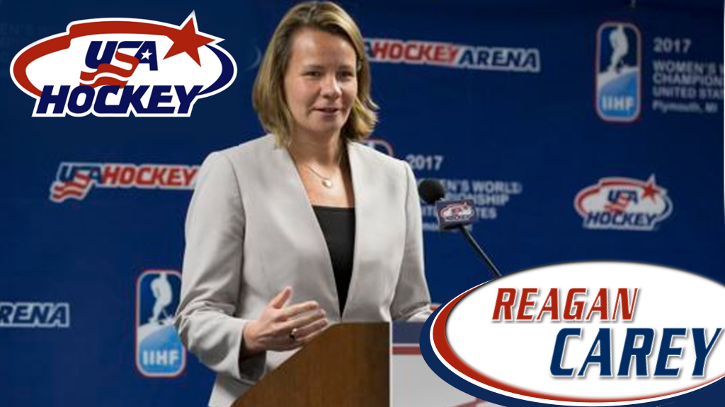 Hockey Snapshot: Reagan Carey