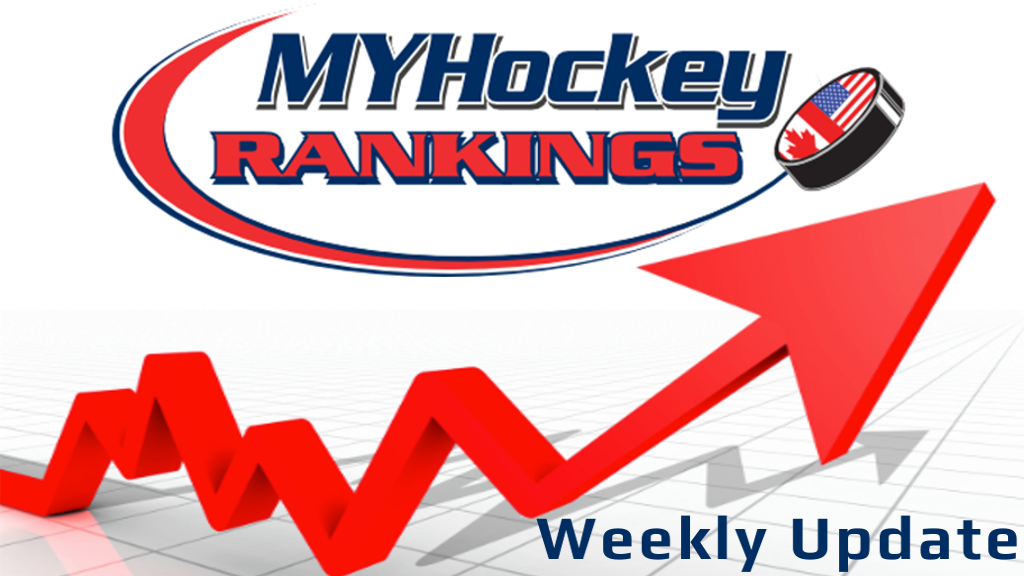 2016-17 Week #10 Rankings Released